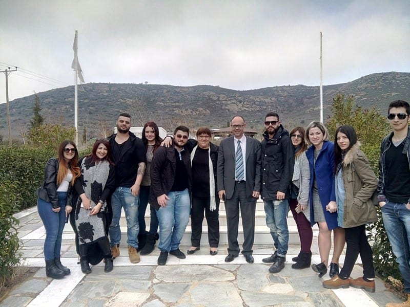 Για επίσκεψη Γενικού Προξένου της Κύπρου στη Θεσσαλονίκη στην πόλη της Ξάνθης από 28 έως 29 Φεβρουαρίου 2016