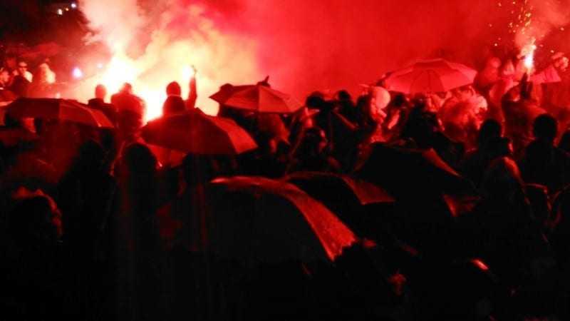 ΒΙΝΤΕΟ: Νυχτερινή καρναβαλική παρέλαση στην Ξάνθη