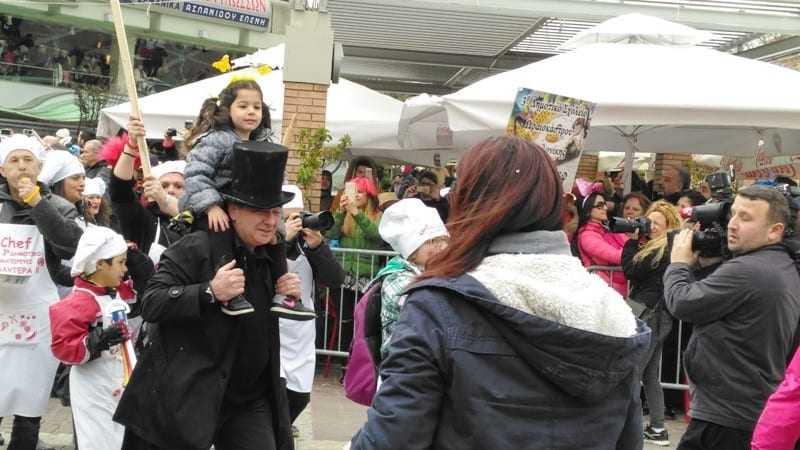 ΦΩΤΟΡΕΠΟΡΤΑΖ + ΒΙΝΤΕΟ 1: Η μεγάλη καρναβαλική παρέλαση της Ξάνθης