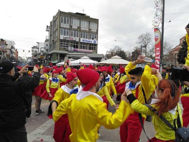 ΦΩΤΟΡΕΠΟΡΤΑΖ + ΒΙΝΤΕΟ 2: Η μεγάλη καρναβαλική παρέλαση στην Ξάνθη