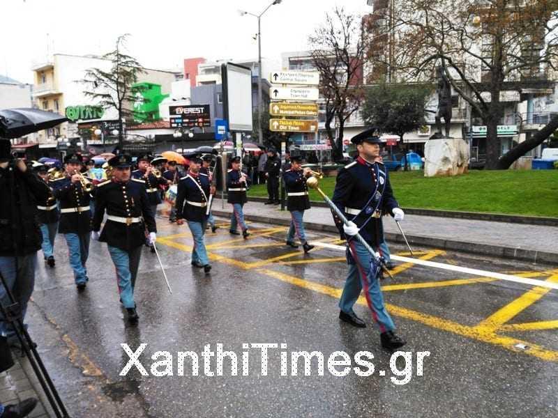ΦΩΤΟΡΕΠΟΡΤΑΖ: Στρατιωτική παρέλαση 25ης Μαρτίου 2016