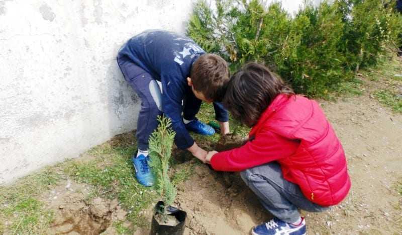 Ο Δήμος Ξάνθης συμμετέχει στην παγκόσμια ημέρα δασοπονίας