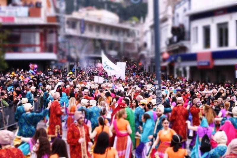 Ευχαριστίες Δημάρχου για το καρναβάλι