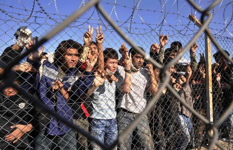 «Η αντιμετώπιση της προσφυγικής κρίσης είναι υπόθεση όλων μας»