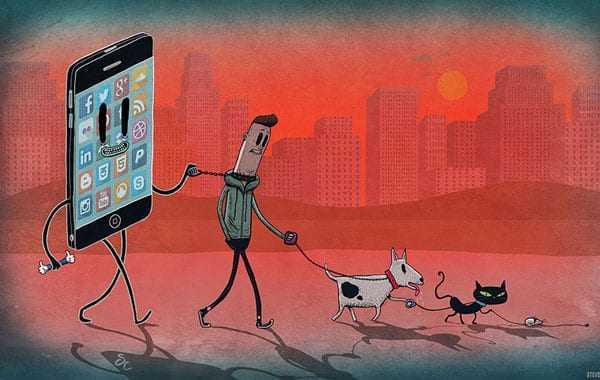 Η θλιβερή πραγματικότητα του σύγχρονου κόσμου σε σκίτσα!