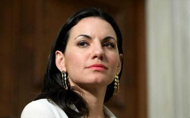 Όλγα Κεφαλογιάννη στη «Ν»: Η κυβέρνηση στραγγαλίζει την πραγματική οικονομία