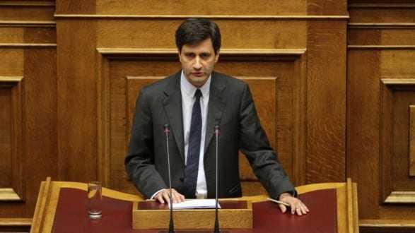 Γ. Χουλιαράκης: Χαλάρωση των μέτρων δημοσιονομικής προσαρμογής εάν συνεχιστεί η θετική εξέλιξη