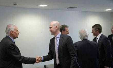 Αλεξάντερ Τσίνελ: Το αφεντικό της Fraport Greece