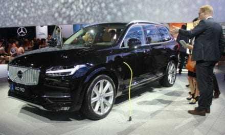 Η Volvo επενδύει στην ανάπτυξη των ηλεκτρικών αυτοκινήτων