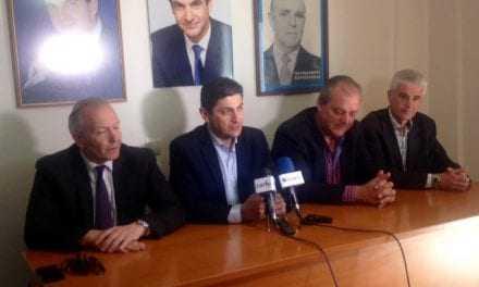 Αυγενάκης από Κέρκυρα: «Η Κυβέρνηση απέτυχε – Εκλογές τώρα!»