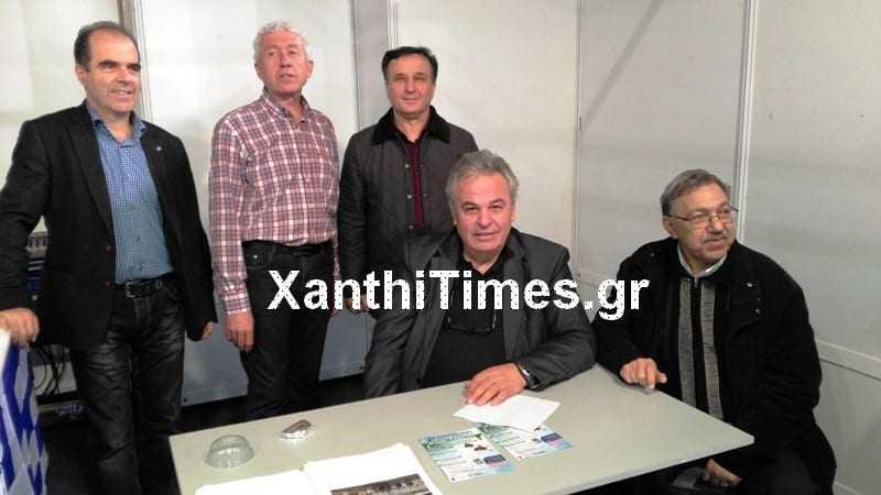 Συναυλία Κώστα Μακεδόνα στο Αμοιρίδιο