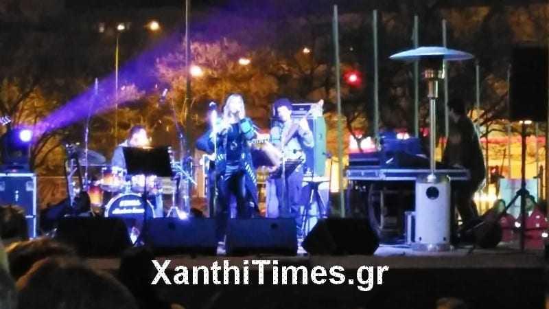 VIDEO: Από την συναυλία του Κώστα Μακεδόνα στο Αμοιρίδιο