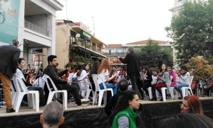 Τα μουσικά σχολεία αποχαιρετούν την Ξάνθη του Χατζιδάκι (ΦΩΤΟ +ΒΙΝΤΕΟ)
