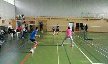 Badminton στην Ξάνθη