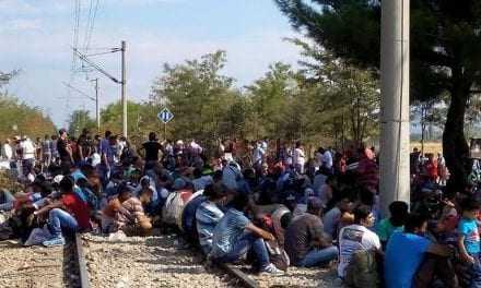 Άνοιξε, έπειτα από 30 ημέρες, η σιδηροδρομική γραμμή Ελλάδας – ΠΓΔΜ