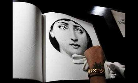 Fornasetti: Οι πρώτες 100 «Tema e variazioni», σε χειροποίητο βιβλίο