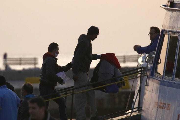 Τουρκία: Σύροι πρόσφυγες που φθάνουν από την Ελλάδα θα μεταφερθούν στην πόλη Οσμανίγιε