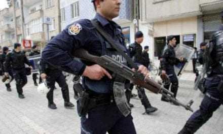 Ενισχυμένα μέτρα ασφάλειας στην πόλη του Γκαζιαντέπ για τη μονοήμερη επίσκεψη Μέρκελ, Τουσκ και Τίμερμανς