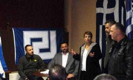 Γλαύκη Ξάνθης: Οι Έλληνες Πομάκοι λένε ΟΧΙ στην τουρκική προπαγάνδα! Δυναμική παρουσία στην εκδήλωση της Χρυσής Αυγής!