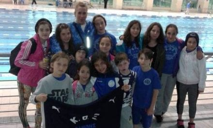 Πρωταθλητές στην κολύμβηση χωρίς…κολυμβητήριο