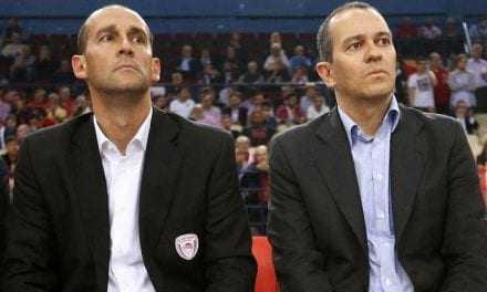 Mπάσκετ: Πρόστιμο ύψους 25.000 ευρώ στην ΚΑΕ Ολυμπιακός