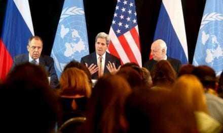 «Εκτός ελέγχου» η κατάσταση στη Συρία λέει ο Τζον Κέρι