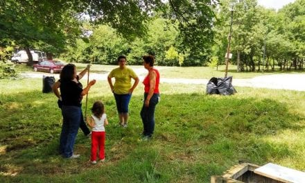 Κατασκηνωτές και Δήμος Ξάνθης γιόρτασαν την παγκόσμια ημέρα Περιβάλλοντος