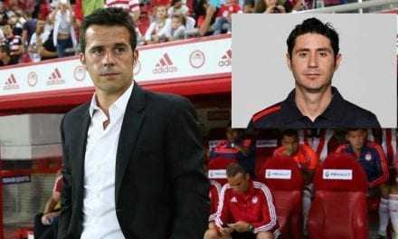 Τέλος ο Μάρκο Σίλβα από τον Ολυμπιακό – Νέος προπονητής ο Βίκτορ Σάντσεζ