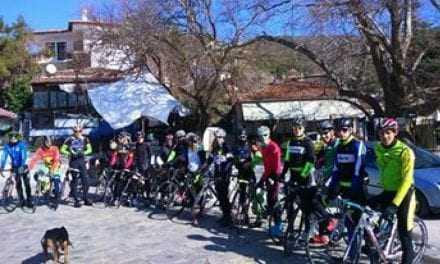 Ο «ΘΡΑΚΑΣ ΙΠΠΕΑΣ» ευχαριστεί την αστυνομία της Ροδόπης για την ασφαλή διεξαγωγή του ποδηλατικού αγώνα