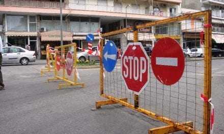 Κυκλοφοριακές ρυθμίσεις λόγω έργων στην Ξάνθη