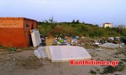 Κάτοικοι και δήμος Αβδήρων να κρατήσουν καθαρές τις παραλίες