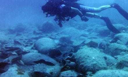 Μοναδικές ιστορικές ανακαλύψεις στην υποθαλάσσια περιοχή της Δήλου