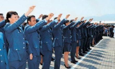 Ορκίστηκαν  οι νέοι Υπαστυνόμοι Β΄ της Ελληνικής Αστυνομίας