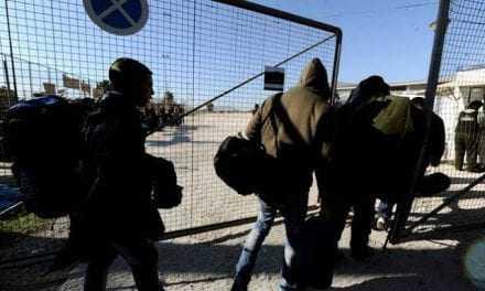 Μεταφορά μεταναστών στην ευρύτερη περιοχή Θεσσαλονίκης