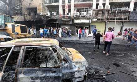 213 οι νεκροί και πάνω από 200 οι τραυματίες στην Βαγδάτη.  Ανίκανη η Αμερική να εκπαιδεύσει τις δυνάμεις ασφαλείας