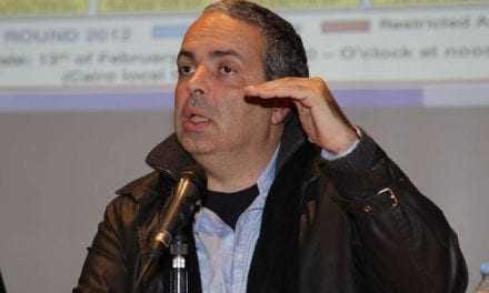 Ν. Λυγερός – «Γεωστρατηγική του Αρτσάχ». Αρμενικό Πολιτιστικό Κέντρο, 22/07/2016