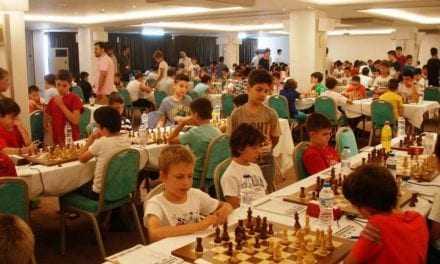 Συνεχίζεται το σκακιστικό πρωτάθλημα στο Ρίο!