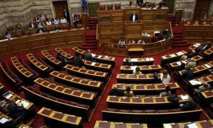 Στις ομιλίες των πολιτικών αρχηγών εστιάζεται απόψε το ενδιαφέρον στην συζήτηση του εκλογικού νόμου