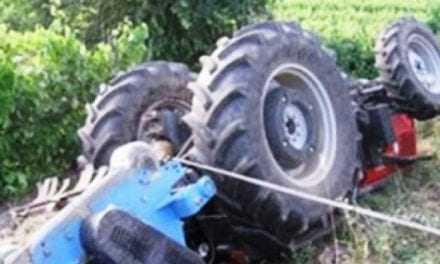 24χρονος στην Ροδόπη άφησε την τελευταία του πνοή κάτω από το τρακτέρ