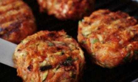 Συνταγή για ζουμερά μπιφτέκια κοτόπουλου