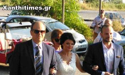 Παντρεύτηκε η κόρη του εκδότη Τένη Καμαρίδη