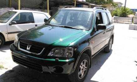 ΠΩΛΕΙΤΑΙ Honda CRV