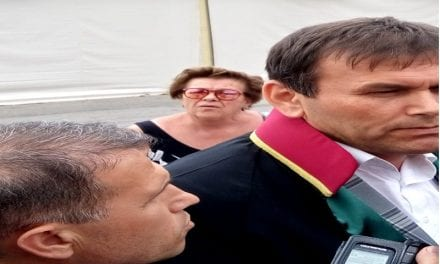 Τουρκική πρόκληση μέσα στην αίθουσα του δικαστηρίου στην Αλεξανδρούπολη