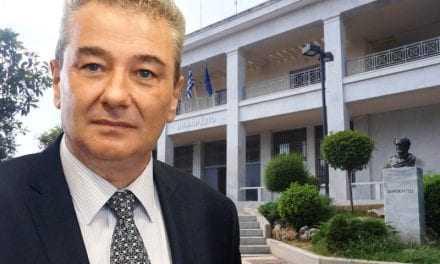 Χ. Δημαρχόπουλος: Κανένα έργο δεν απεντάχθηκε. Ψεύδεται ο κ. Καμαρίδης, αλλά, εκτιμώ το αντιπολιτευτικό του έργο.