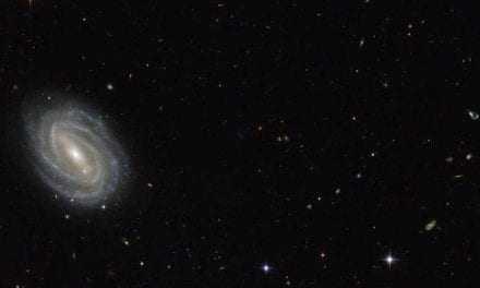 Η πιο μακρινή ανίχνευση οξυγόνου στο σύμπαν