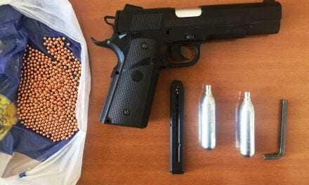 Σύλληψη για παράβαση του νόμου περί όπλων στην Ν. Πέραμο