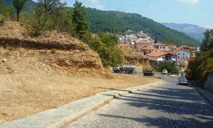 Ο δήμος Ξάνθης ευπρεπίζει την «χαράδρα»