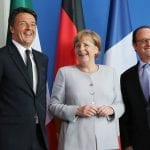Tρεις καπετάνιοι στο τάνκερ Ευρώπη