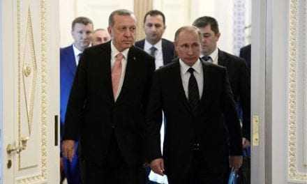 Πούτιν: «Βήμα – βήμα» η άρση των κυρώσεων κατά της Τουρκίας
