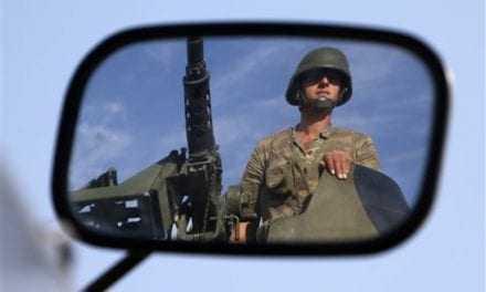 Για το φόβο των Κούρδων, η Τουρκία θέλει ενεργότερο ρόλο στη συριακή κρίση
